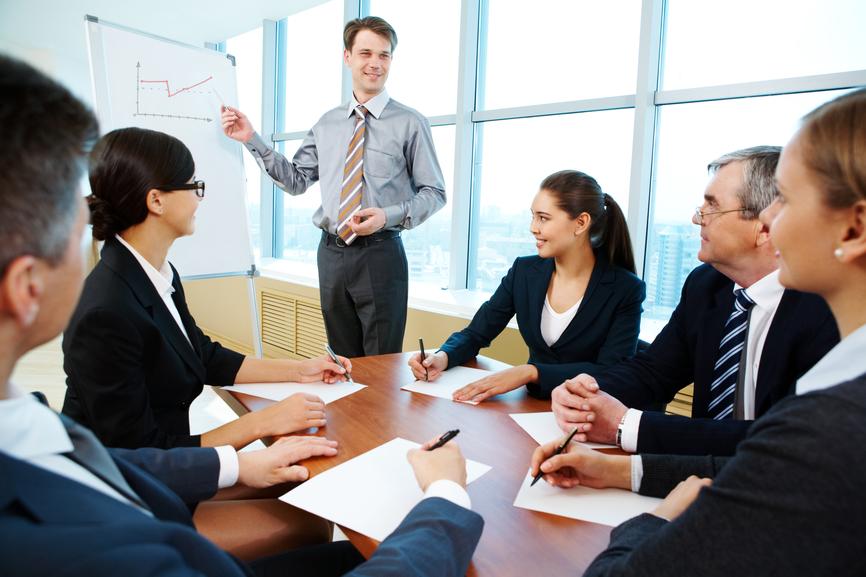 Communicatieve vaardigheden ontwikkelen.